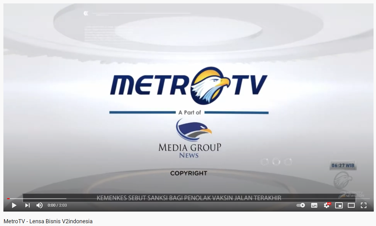MetroTV - Lensa Bisnis V2indonesia